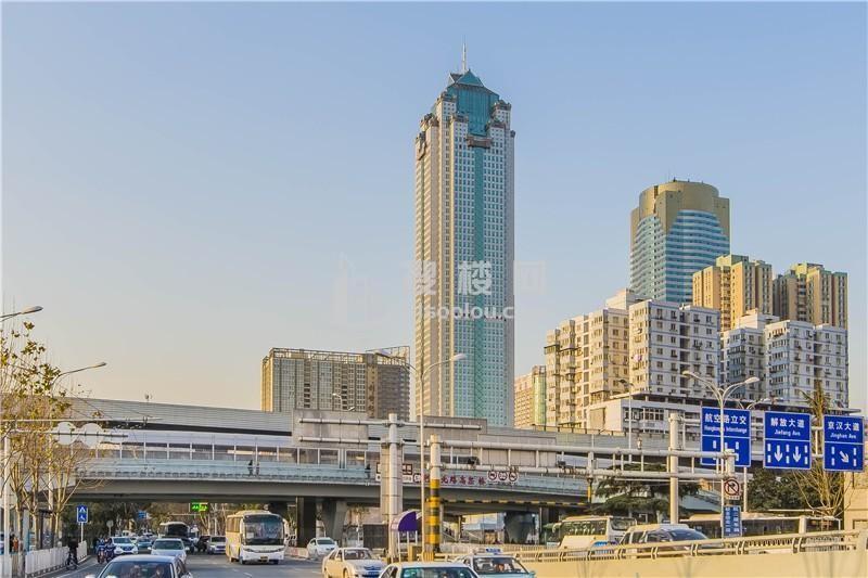 武汉世界贸易大厦