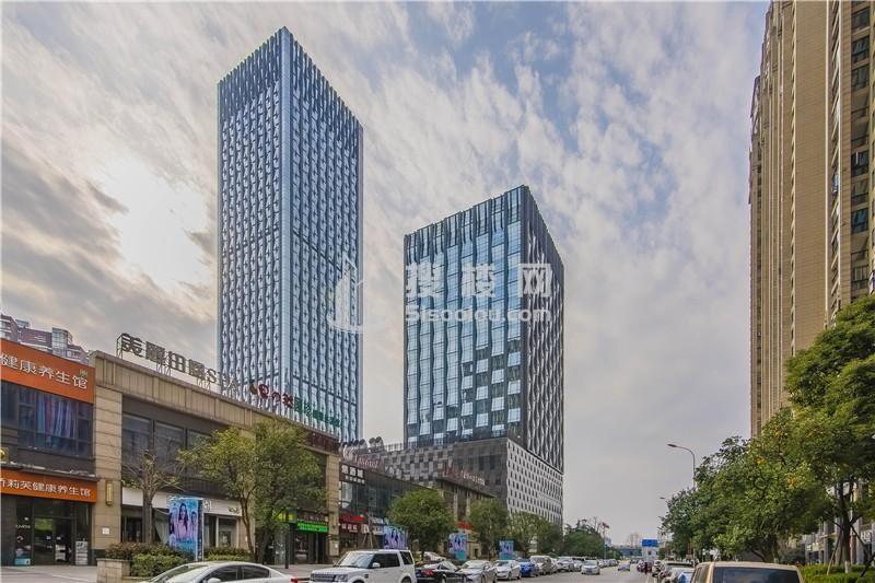 武汉万达中心(积玉桥)
