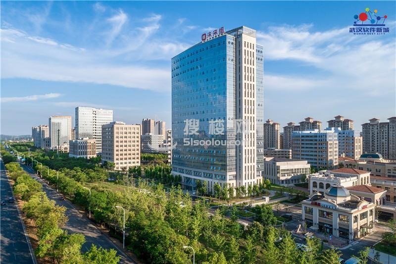 武汉软件新城